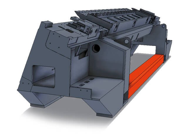 super zenit slitting machine structure
